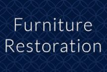 Furniture Restoration / A little furniture inspiration for you. Maybe next time you're in the Hope Chest, you'll see a piece that you want to restore!