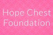 Hope Chest Foundation / The Hope Chest Foundation provides financial assistance for rent, utilities, transportation and other needs to those who are having financial difficulties or are unable to work due to the side effects of breast cancer treatment.