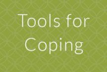 Tools for Coping / This board is filled with tools dedicated to helping you and those around you deal with challenges that are associated with Breast Cancer.