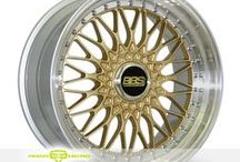 BBS Wheels & BBS Rims And Tires / Collection of BBS Rims & BBS Wheel & Tire Packages