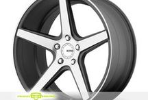 KMC Wheels & KMC Rims And Tires / Collection of KMC Rims & KMC Wheel & Tire packages