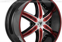 Venice Limited Custom Painted Wheels & Venice Limited Rims And Tires / Collection of Venice Limited Rims & Venice Limited Wheel & Tire Packages Color matched!
