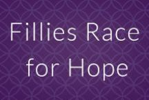 Fillies Race for Hope / This board is dedicated to our annual Fillies Race for Hope event where we enjoy a day full of live Thoroughbred and Quarter Horse racing at Canterbury Park for Breast Cancer Awareness!
