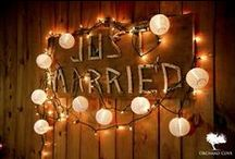 DIY Signs for Barn Weddings / Get creative with signs for your Minnesota rustic barn wedding at Golden Oak Farm! Check us out at www.thegoldenoakfarm.com