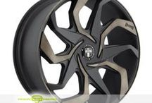 DUB Wheels & DUB Rims And Tires / Collection of DUB Rims & DUB Wheel & Tire Packages
