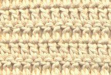 Basic crocheting