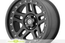 Black Rims & Black Wheels for Sale! / Collection of Black Rims and Wheel and Tire Packages. This is only a select number of styles. For entire Black selection, visit our website.