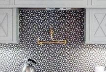 Backsplashes and Tiles
