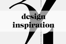 Graphic Design Inspiration / pieces, products and brands to admire for their design