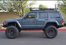 XJ / Jeep Cherokee parts and upgrade ideas. I own a 2 door so you'll see a lot of those here.