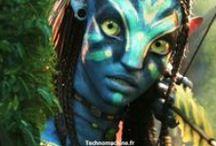 #Avatar / Ce tableau est consacré au film Avatar