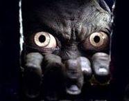 #Gollum / Le sujet de ce tableau est #Gollum,un personnage emblèmatique du #Seigneur des #Anneaux.