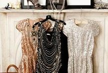 sequinned