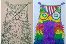 ArtLessons-Drawing / Drawing lessons