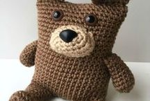 amigurumi and other toys
