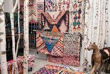 Inspiring textiles & things