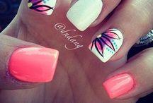 Nails / by Kayla McGivney