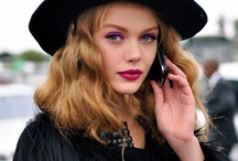 Street Style in Black / by Marianne Rees