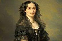 19ème siècle / by Alexandra Lévesque-Desrosiers