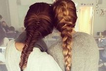 Favorite Hairstyles / by Deborah