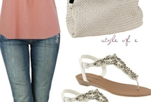 My style / Stuff I'd like in my closet / by Farida Lang