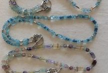 CANDON CREATIONS / Individually designed necklaces, earrings and bracelets crafted from semi-precious stones. Email Sally: shfuidge@yahoo.com    OR                   https://www.facebook.com/pages/Candon-Creations/523769700995515