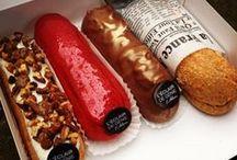 postres, dessert, מנה אחרונה .......... / by Victor Goldfeld