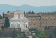 San Miniato al Monte - Firenze - Florence / Secoli X-XIII
