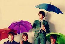 Beatles (the Fab Four) / by Lara Fee