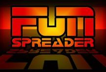 Funspreader / Images on Funspreader and his music.