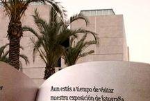 Actividades del Museo de Almería (primavera/verano 2014) / Museum of Almería event (Spring / Summer 2014)
