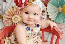 Baby inspiration / Todo ideas para los bebés