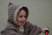 Crochet pour petit garçon / vêtement au crochet pour enfant