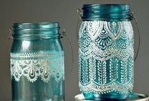 Handmade home decorations