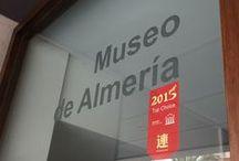 Actividades del Museo de Almería (otoño/invierno 2014-2015) / Museum of Almería event (Autumn/ Winter 2014-2015)
