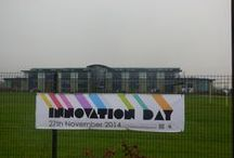 Innovation Day 2014 / Follow Gartree's exploits on 27th November 2014. This year's theme: Explore. Innovate. Survive.