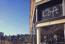 The Loft Concept Store / The Loft on Bartlett Street in the historic city of Bath is a Concept Store, described as a Parisian Lifestyle Emporium. The Loft is home to Blue Women's Clothing, our latest ventur, Blue Home & not forgetting Cafe Lucca with their Italian inspired Salads, cakes and coffee...