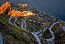 Riders Destinations / Luoghi, terre, strade da raggiungere in moto.