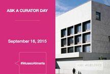 Actividades del Museo de Almería (primavera / verano 2015) / Museum of Almería event (Spring / Summer 2015)