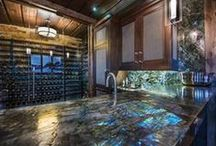 Residential Kitchen Projects / Kitchen remodels and new builds completed by Brekhus Tile & Stone, Denver, CO.