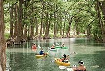 Deep in The Heart of Texas / Favorite local places in Austin, Texas and the Texas Hill Country