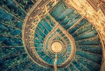 Stairways/steps to...
