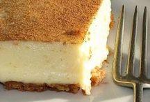 Tarts,cheesecakes,pies.flan