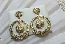 Damasquino Jewelry / Damasquino Jewelry from Toledo Spain