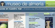 Actividades del Museo de Almería 2016-17 (otoño/invierno) / Museum of Almería event 2016-17 (Autumm/Winter)