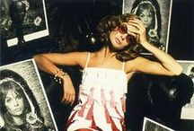 70's Style / A curation of style icons, trends, art and fashion from the fabulous 1970's.