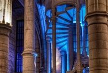 Architecture / Fascinating architecture both ancient and modern / by Jan Bevis