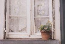 Floral ventanas*