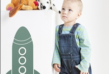Space themed room ideas / Fun ideas for your budding space explorer's room...