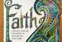 Faith / scripture & spiritual quotes/images / by Anita J.